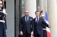 جلالة الملك يهنئ الرئيس ماكرون بمناسبة فوز المنتخب الفرنسي بنهائي كأس العالم