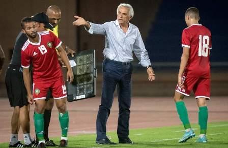 خليلوزيتش يستدعي 26 لاعبا لمبارتي ليبيا والغابون
