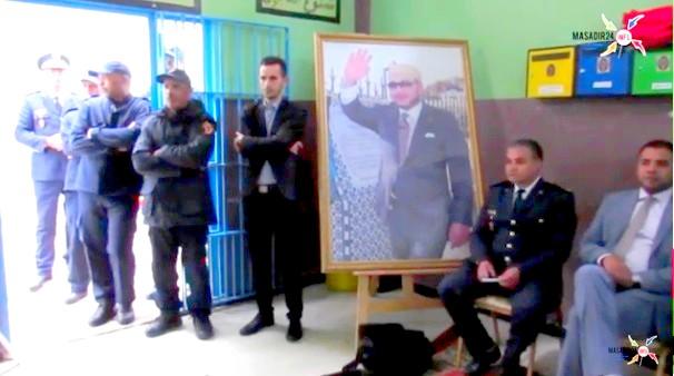 القنيطرة : السجن المحلي يحتفل باليوم الوطني للسجين
