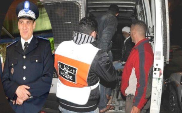 القنيطرة : أمن الدائرة العاشرة يوقف مشتبه به في قضية تتعلق بالسرقة وثقها شريط فيديو