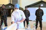 إنشاء مستشفى ميداني بسيدي يحيى الغرب لاستقبال 700 حالة إصابة المسجلة في بؤرة وبائية بإقليم القنيطرة