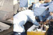 جمارك الميناء المتوسطي تحجز اكتر من 33 مليون من الأجهزة الإلكترونية.