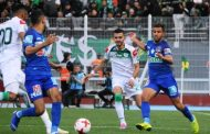 تأييد الحكم الابتدائي الخاص بإعادة مباراة الدفاع الحسني الجديدي والرجاء الرياضي