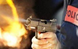 القنيطرة : مقدم شرطة يضطر لاستعمال سلاحه الوظيفي لتوقيف شخص خطير