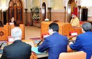 جلالة الملك يترأس مجلسا وزاريا وعيّن مجموعة من السفراء